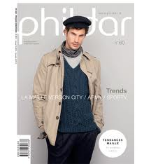 Phildar catalogue homme