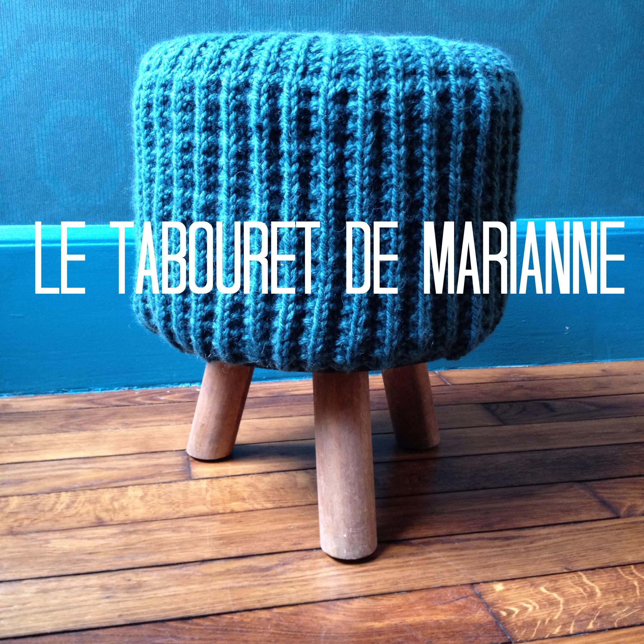 Le tabouret de Marianne