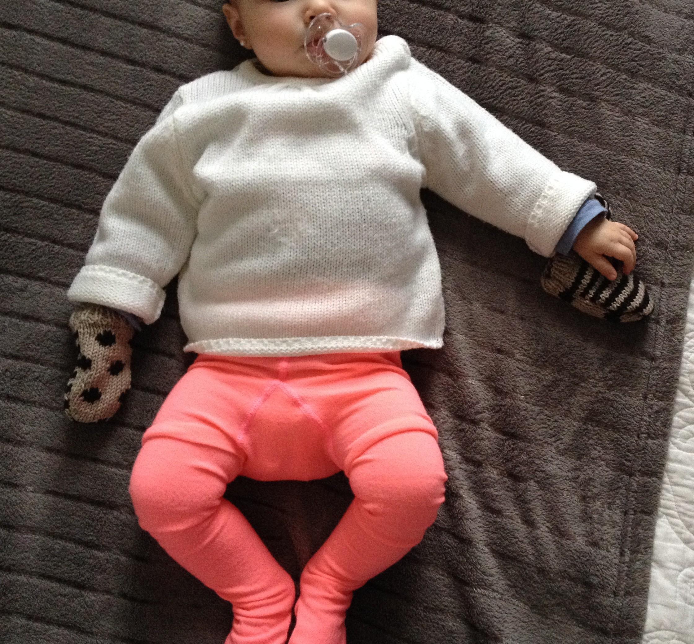 moufles bébé 2