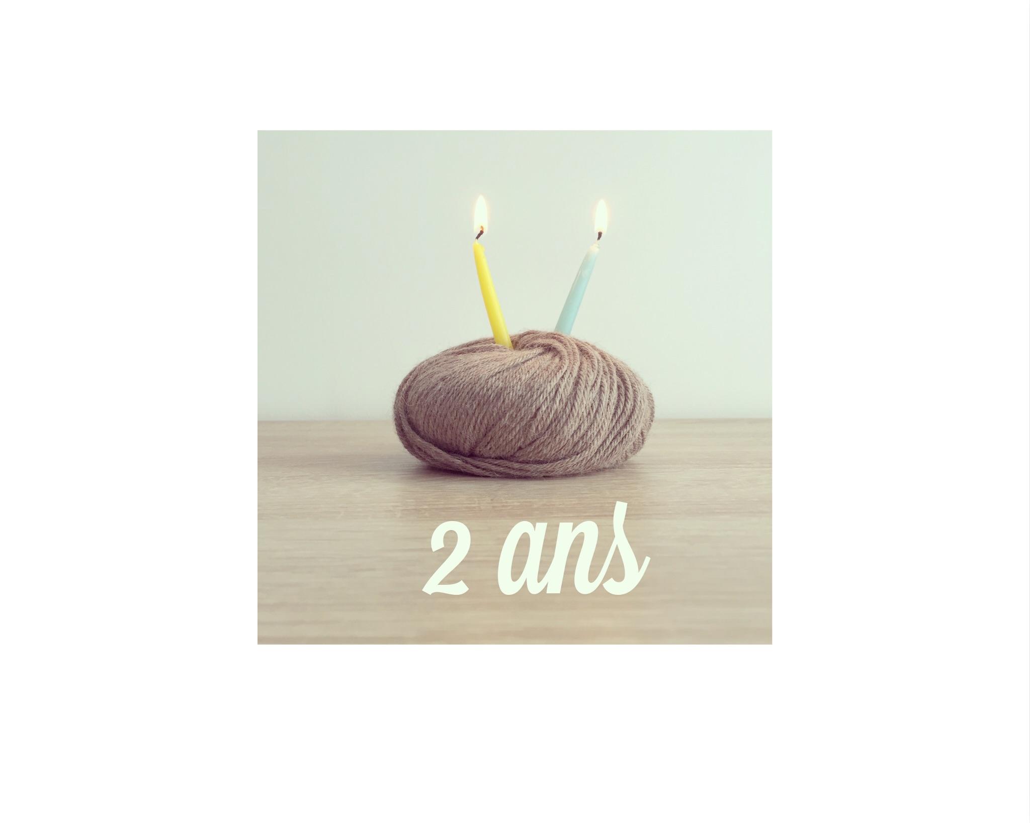 2 ans!