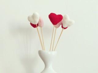 Bouquet de coeurs
