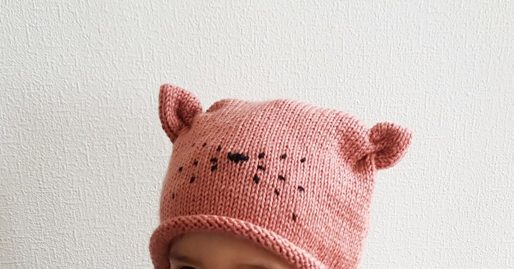 bonnet petit chat