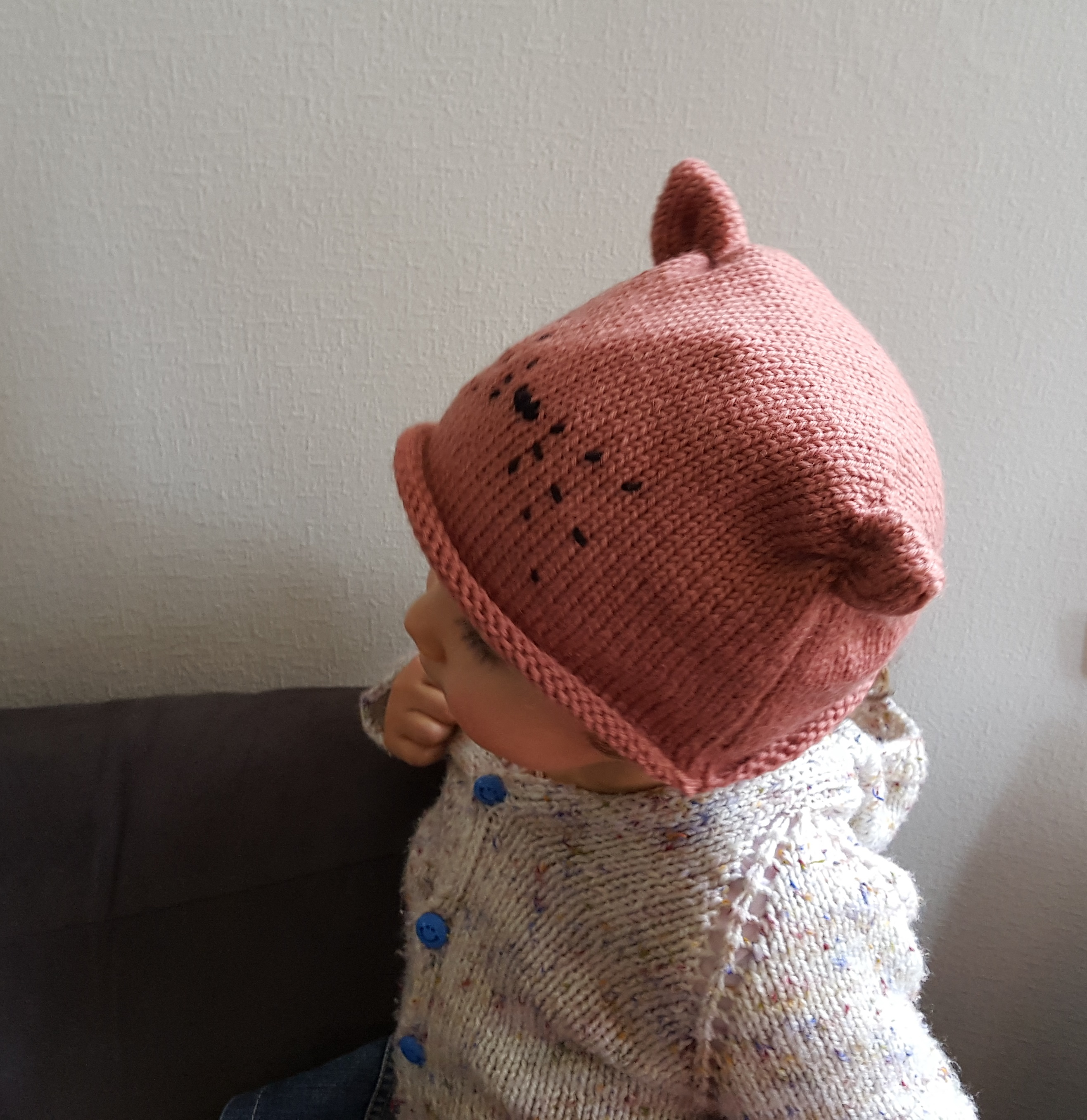 Bonnet « Mon Petit Chat »  TUTO  – Charlov c3a7f425430
