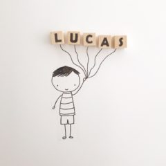 My name is Lucas