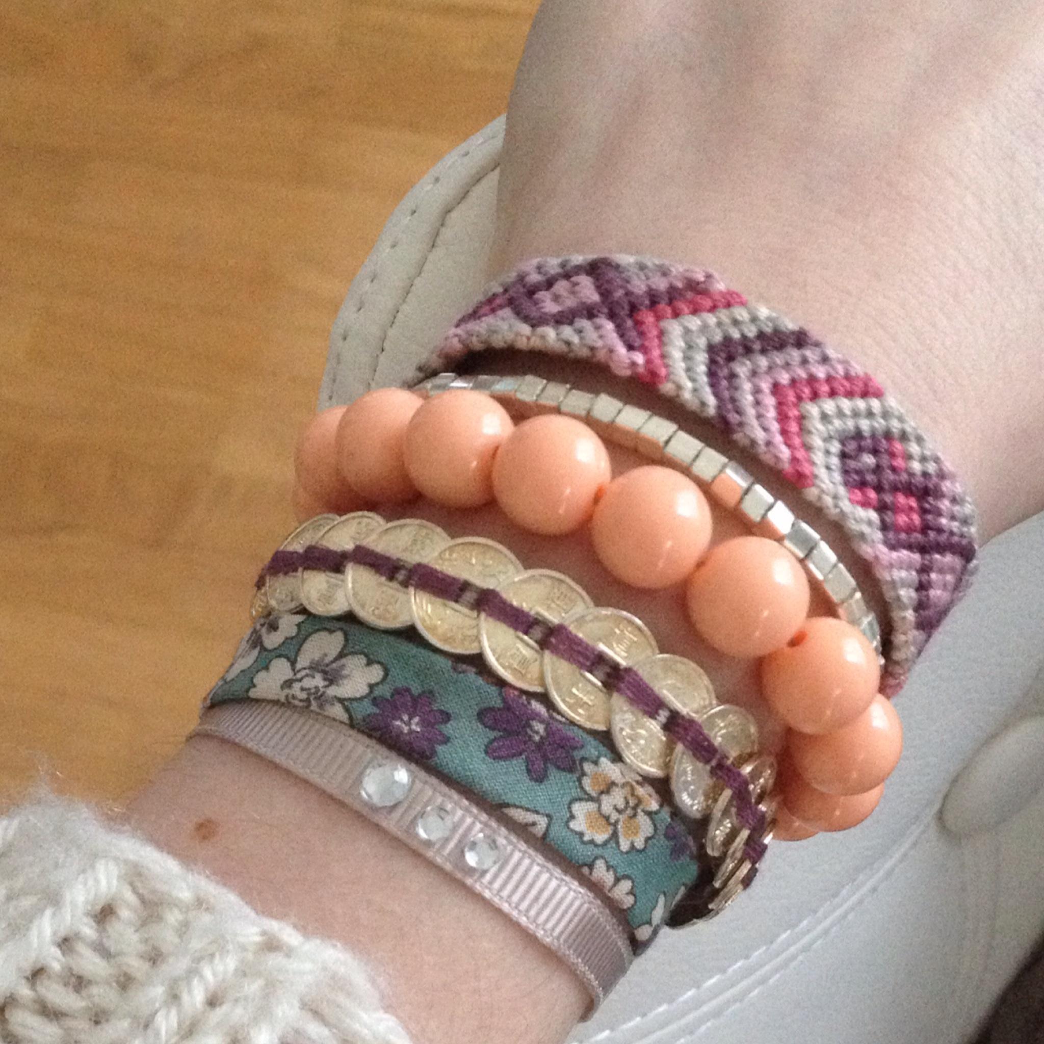 Bracelet multi-rangs #2