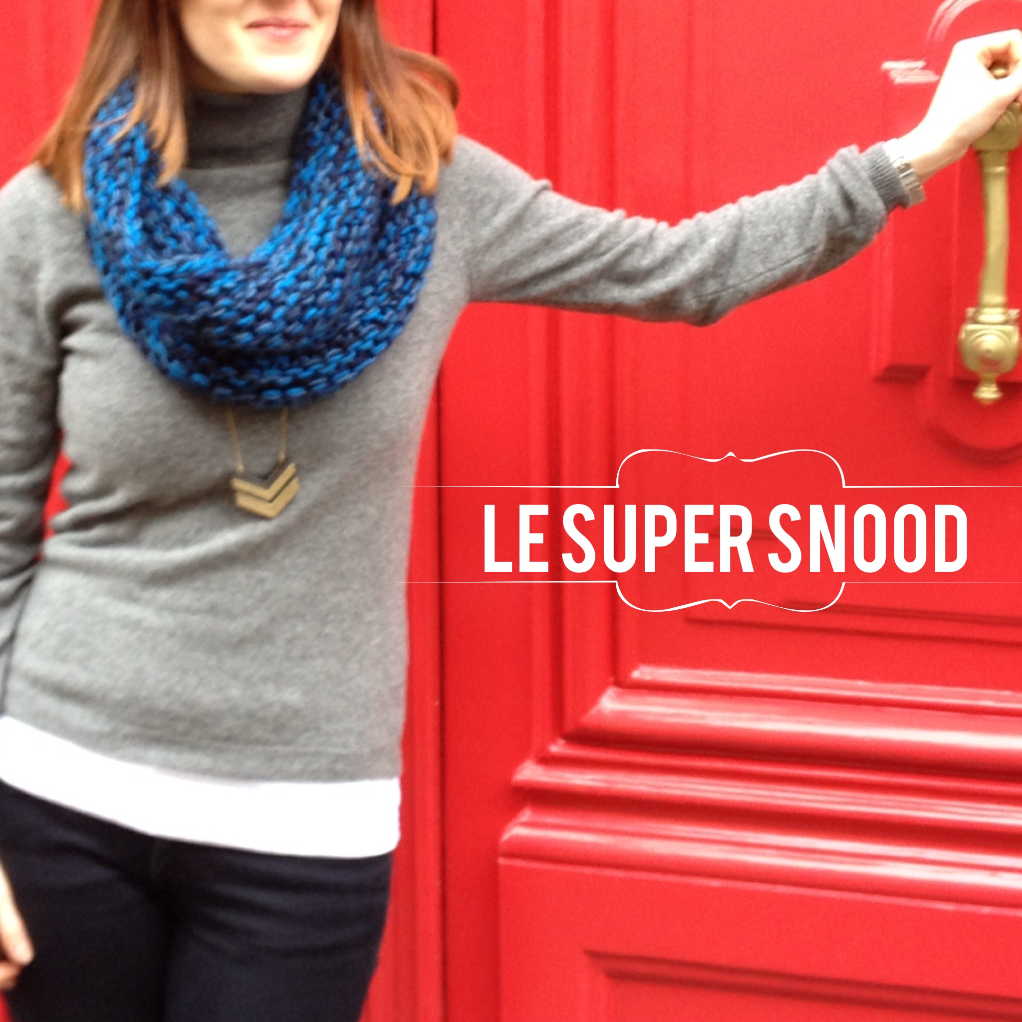 Le super snood