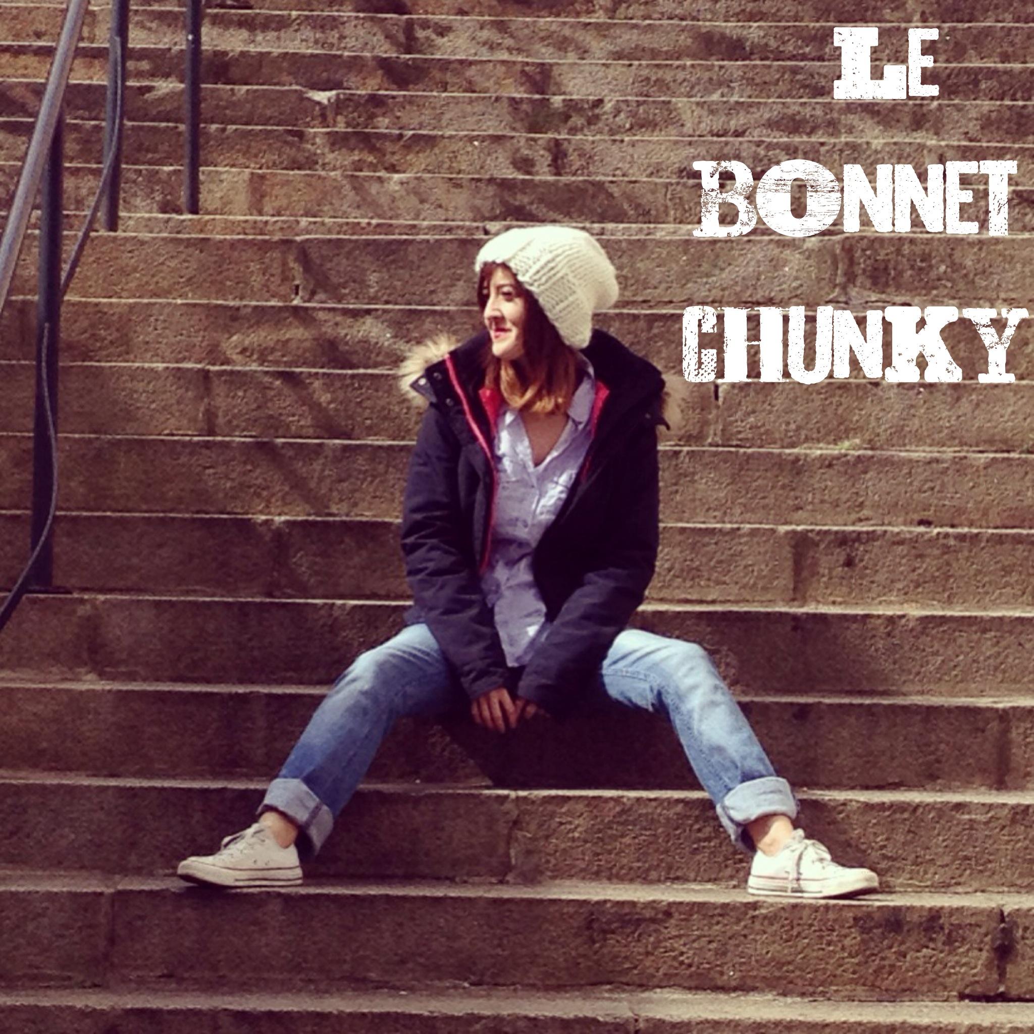Bonnet chunky