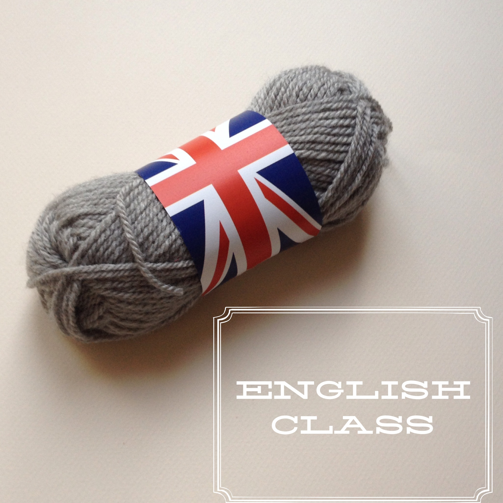 Do you knit english?