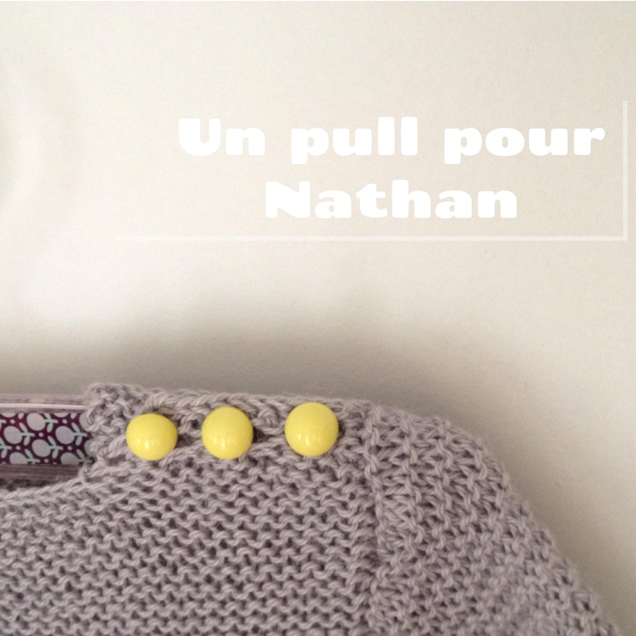 Un pull pour Nathan