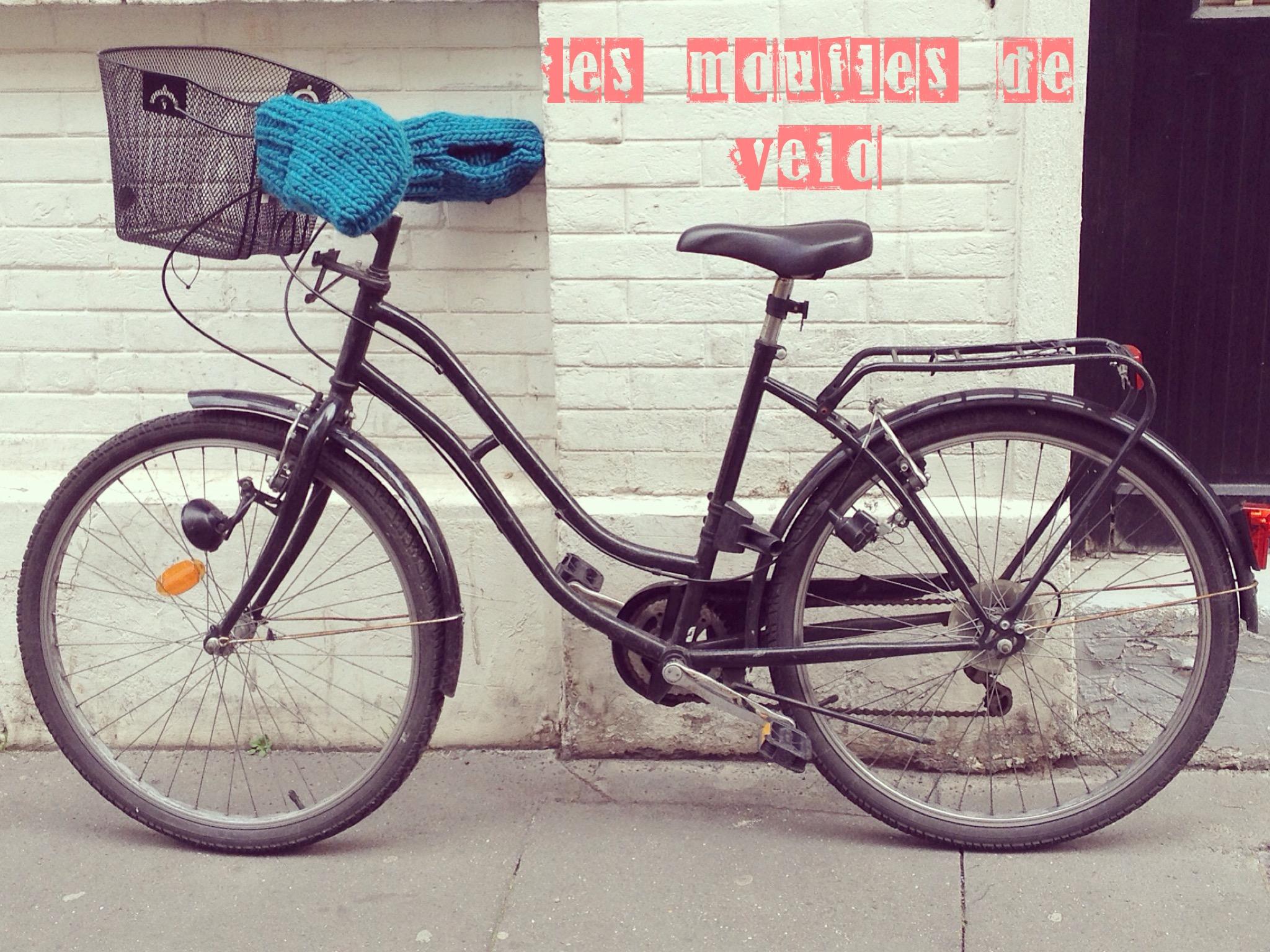 Les moufles de vélo