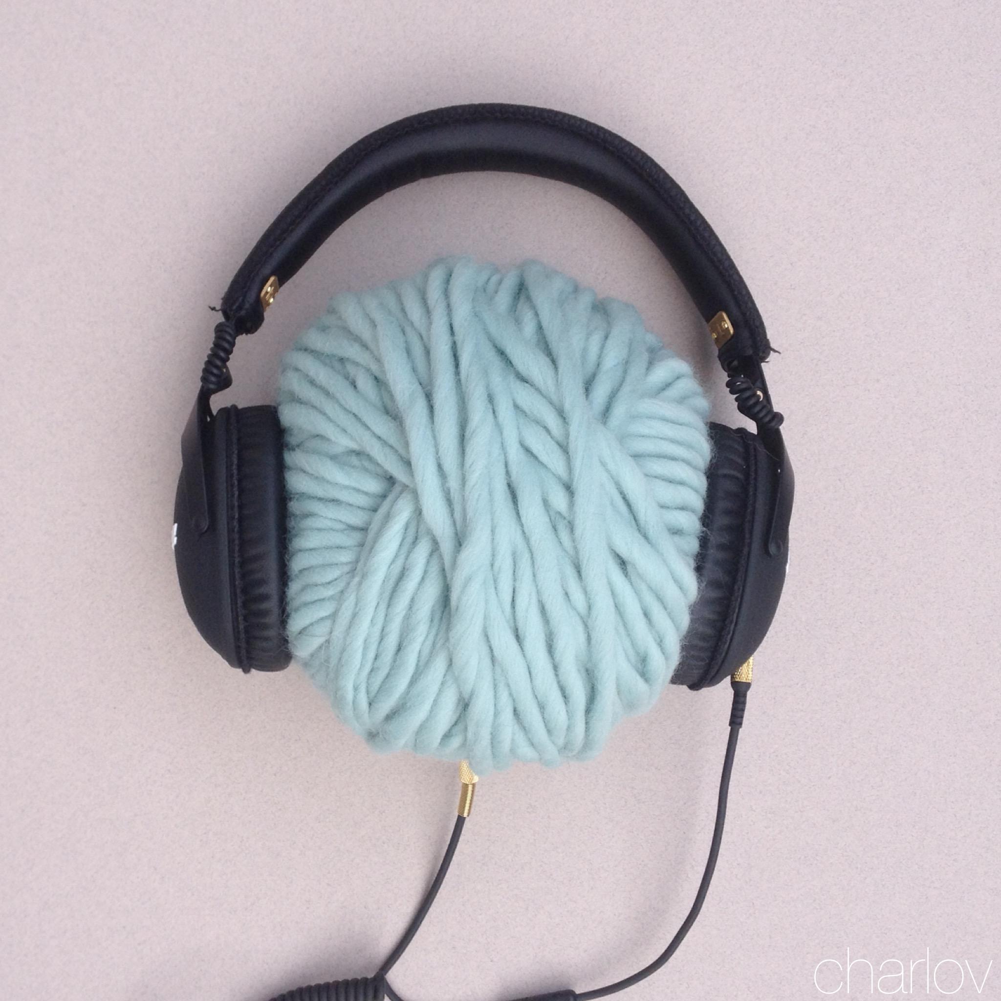 Sur mes aiguilles et sur mes oreilles #5