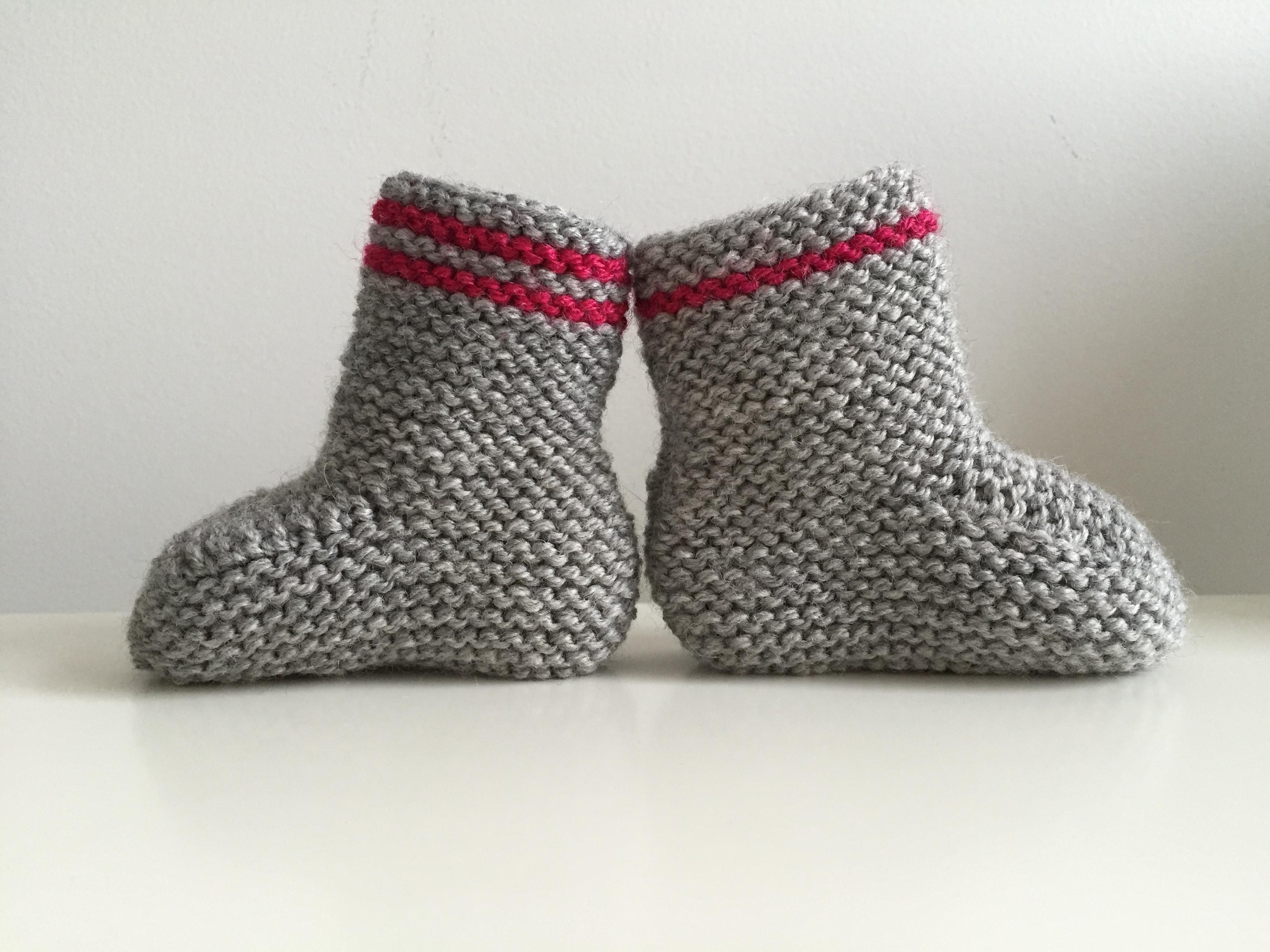 Petites bottines pour baby girl