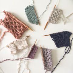 Les coulisses d'Apprendre à tricoter et de 36 pulls et accessoires tout doux [+concours]