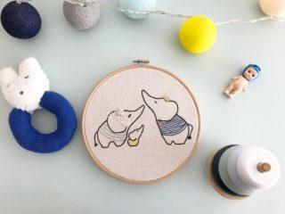 Petits cadeaux handmade pour un babyboy